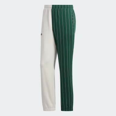 Men Originals Green FA Blocked Pants