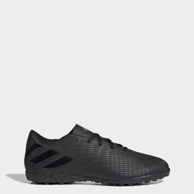 Zapatos de Fútbol Nemeziz 19.4 Césped Artificial Negro Hombre Fútbol