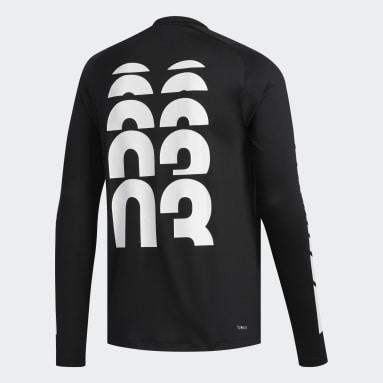 T-shirt Moto Pack FreeLift Nero Uomo Fitness & Training