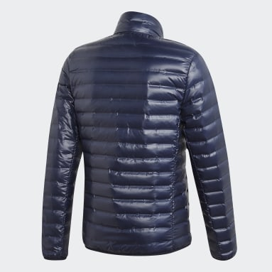 Herr City Outdoor Blå Varilite Down Jacket