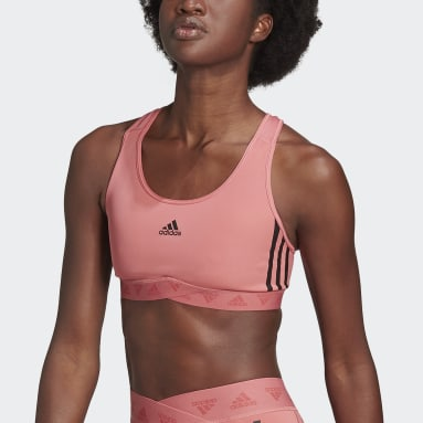 Top Mesh Rosa Mulher Training