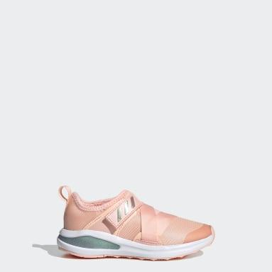 Chaussure de running FortaRun 2020 Rose Enfants Course