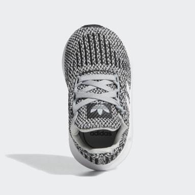 Infant & Toddler Originals Grey Swift Run Shoes