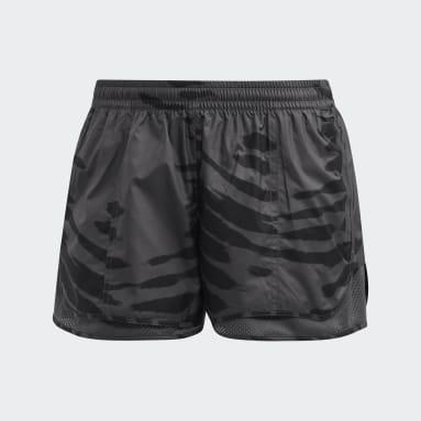 Shorts RUN M20 SHORT Gris Mujer adidas by Stella McCartney