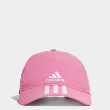 Training Pink AEROREADY 3-Stripes Baseball Hat