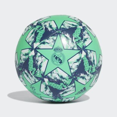 Pelota Capitano UCL Finale 19 Real Madrid (UNISEX) Verde Fútbol