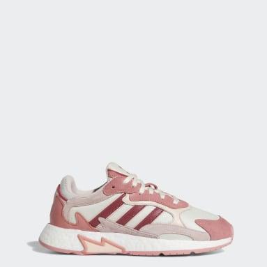 Women's Originals White Tresc Run Shoes