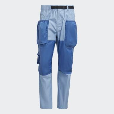 Pantaloni FA Fishing Blu Uomo Originals