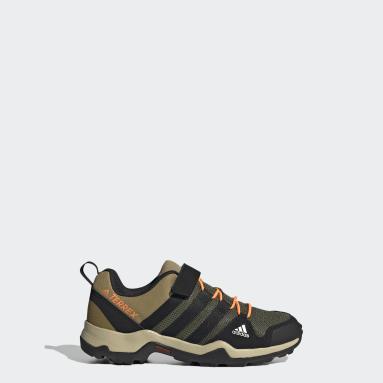 Terrex AX2R CF Hiking Shoes Zielony