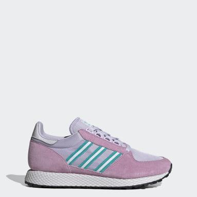 Women Originals Purple Forest Grove Shoes