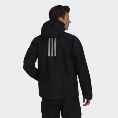 Men TERREX Black Terrex GORE-TEX Paclite Rain Jacket