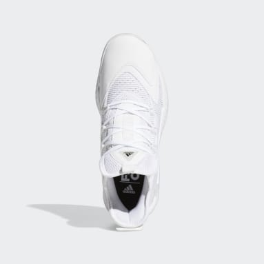 Chaussure Pro Boost Low Blanc Basketball
