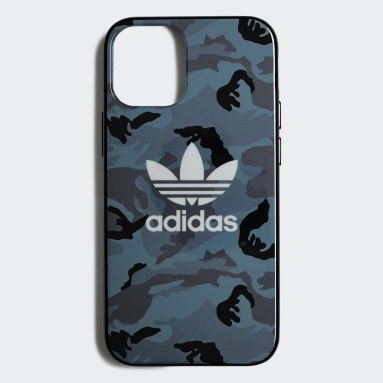 Funda iPhone 12 mini Snap Camo Allover Print Verde Originals