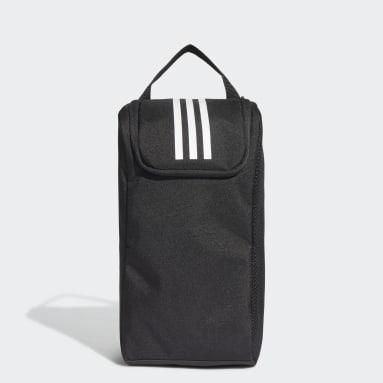 ฟุตบอล สีดำ กระเป๋ารองเท้า Tiro Primegreen