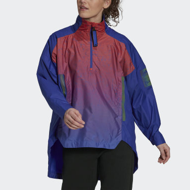 Women City Outdoor Purple MYSHELTER Parley WIND.RDY Anorak Jacket