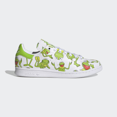 Heren Originals Groen Stan Smith Schoenen