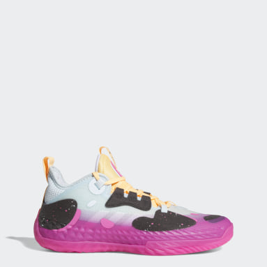 Basketball Harden Vol. 5 Futurenatural Basketballschuh Blau