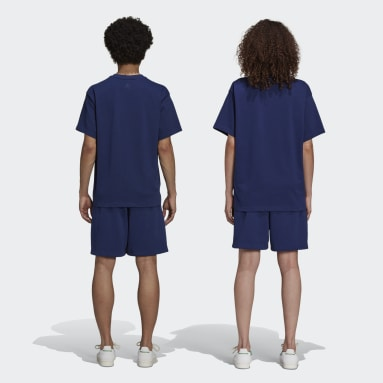 Originals Blue Pharrell Williams Basics Shorts (Gender Neutral)