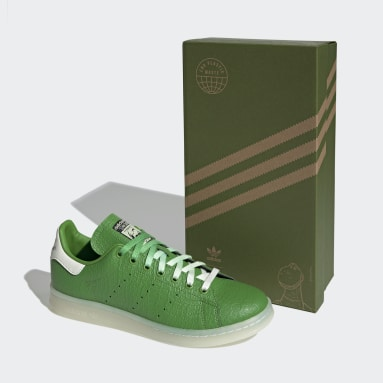 Originals Groen Stan Smith Schoenen