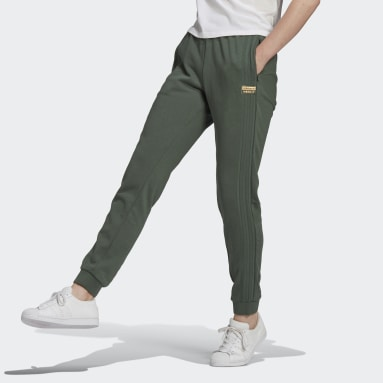 Women Originals Green R.Y.V. Pants