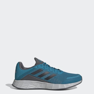 Men Running Turquoise Duramo SL Shoes