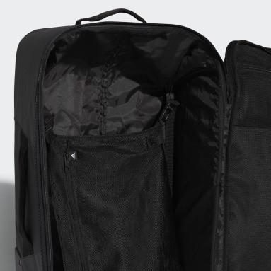Házená černá Taška na kolečkách Medium
