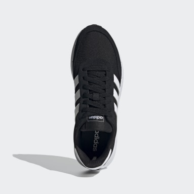 Walking Zwart Run 60s 2.0 Schoenen