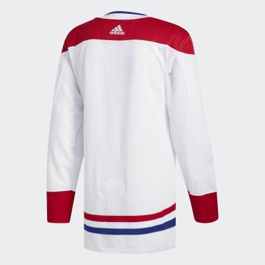 Maillot Canadiens Extérieur Authentique Pro blanc Hockey