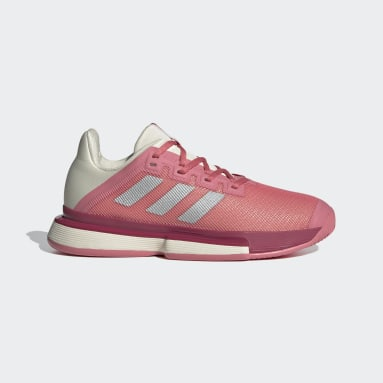Zapatilla SoleMatch Bounce Tennis Rosa Mujer Tenis