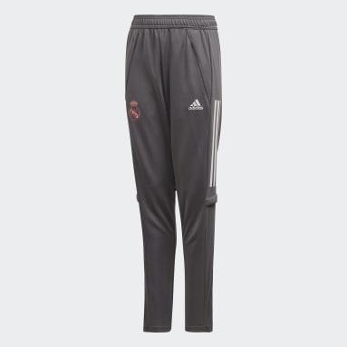 серый Тренировочные брюки Реал Мадрид