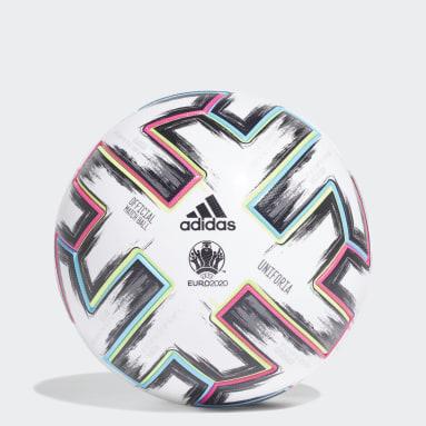 Ballon de football Uniforia Pro Blanc Football