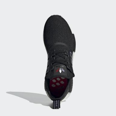 Originals zwart NMD_R1 Schoenen
