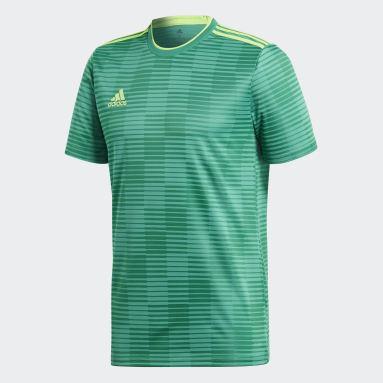 Camiseta Condivo 18 Verde Hombre Fútbol