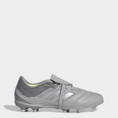 Men Football Grey Copa Gloro 20.2 Firm Ground Boots