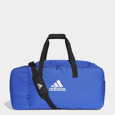 Voetbal Blauw Tiro Duffeltas Large
