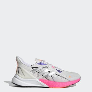 ผู้หญิง วิ่ง สีขาว รองเท้า X9000L3 HEAT.RDY