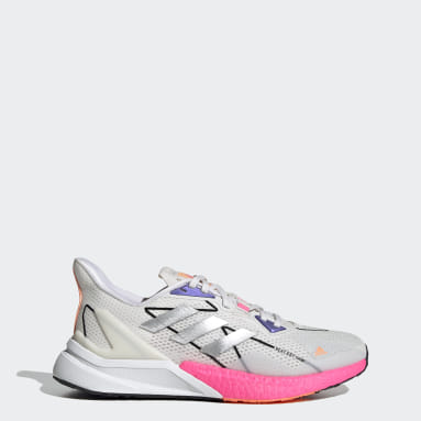 Women Running White X9000L3 HEAT.RDY Shoes