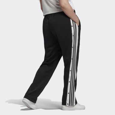 Women's Originals Black Adicolor Classics Adibreak Track Pants (Plus Size)