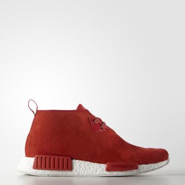 Zapatillas NMD_C1 Rojo Hombre Originals