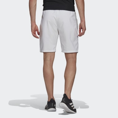 Short Club Tennis 3-Stripes Blanc Hommes Tennis