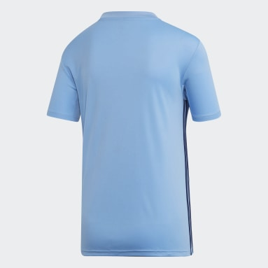 Women's Soccer Blue New York City FC Home Jersey