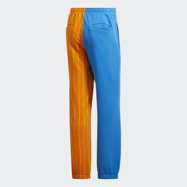 Mænd Originals Orange FA Blocked bukser