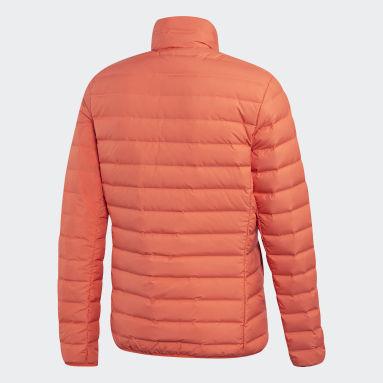 Muži Městský Outdoor oranžová Bunda Varilite Soft Down