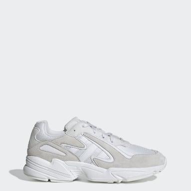 Men Originals White Yung-96 Chasm Shoes