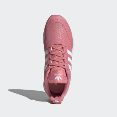 Zapatillas Multix Rosado Mujer Originals