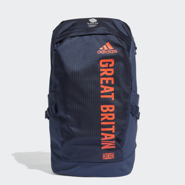 Winter Sports Blue Team GB Backpack