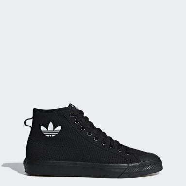 Scarpe Nizza High Top Nero Originals