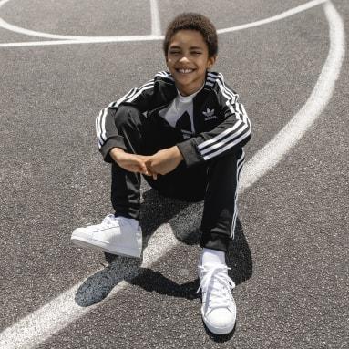 Genç Originals Siyah SST Fermuarlı Üst