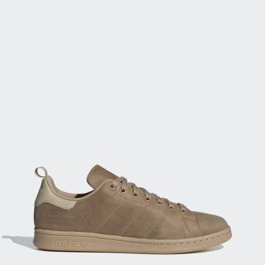 Chaussure Stan Smith Marron Femmes Originals