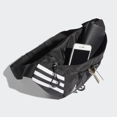 Training Black Future Icons Waist Bag